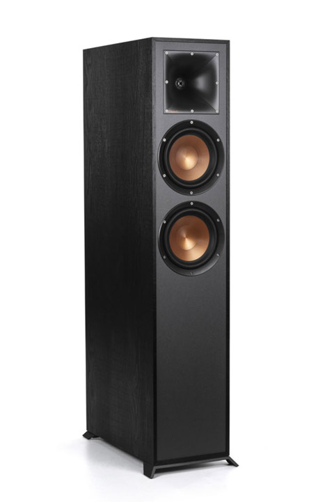Klipsch Reference R-625FA Dolby Atmos gulvhøjtaler, sort