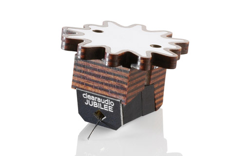 ClearAudio Jubilee MC pickup