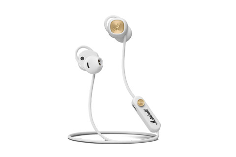 Marshall Minor II Bluetooth in-ear hovedtelefoner, hvid