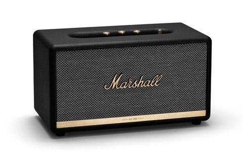 Marshall Stanmore II højtaler, sort