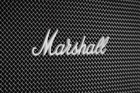 Marshall Kilburn II højtaler, sort