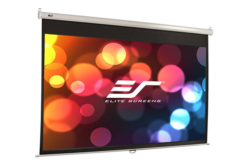 Elite Screens Manuel SRM Pro