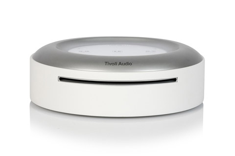 Tivoli Audio Model CD, hvid
