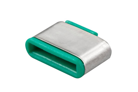 Lindy USB-C/ Thunderbolt 3 Port Blocker, grøn