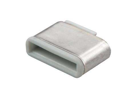 Lindy USB-C/ Thunderbolt 3 Port Blocker, hvid