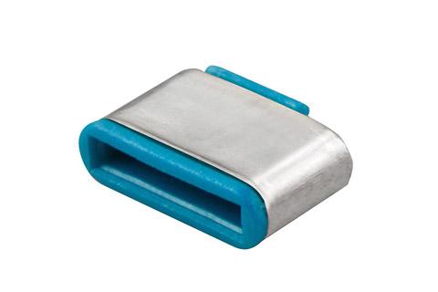 Lindy USB-C/ Thunderbolt 3 Port Blocker, blå
