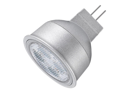 MR11 LED pære, 2W, 3000K, 36º