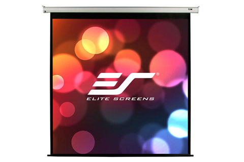 Elite Screens 1:1 manuel screen, 244x244