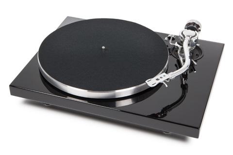 Pro-Ject 1Xpression Classic S-Shape, black