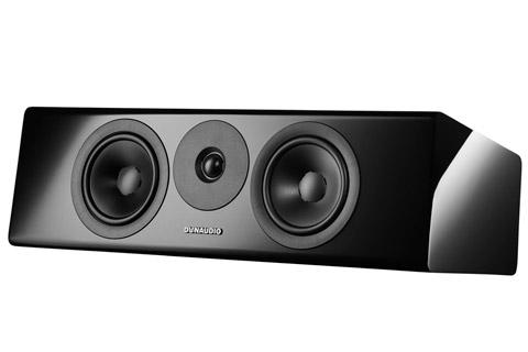 Dynaudio Evoke 25C center højtaler, sort højglans