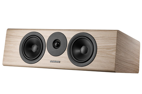 Dynaudio Evoke 25C center højtaler, blonde wood