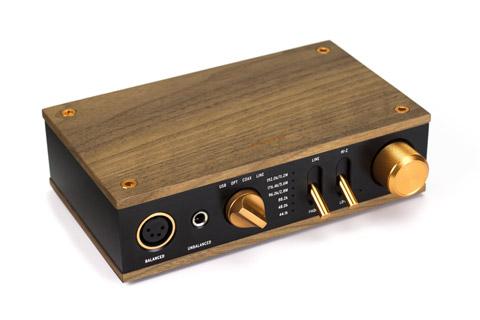 Klipsch Heritage hovedtelefons forstærker, valnød