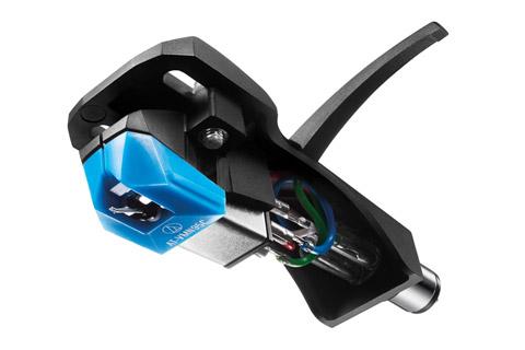 Audio Technica AT-VM95CH/H pick med headshell