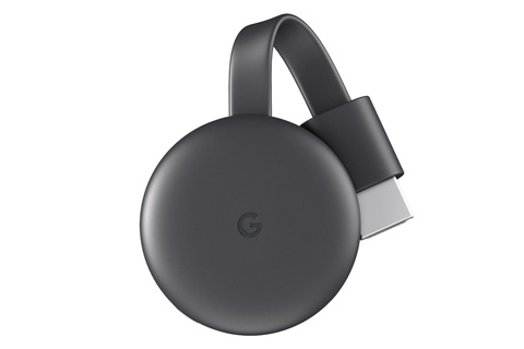 Google ChromeCast 3 , black