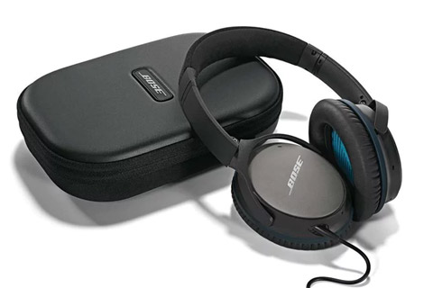Bose Quiet Comfort 25, black