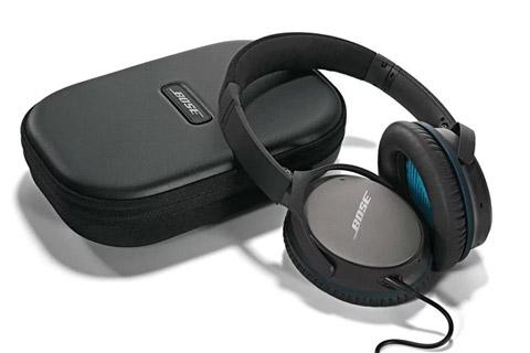 Bose Quiet Comfort 25, black