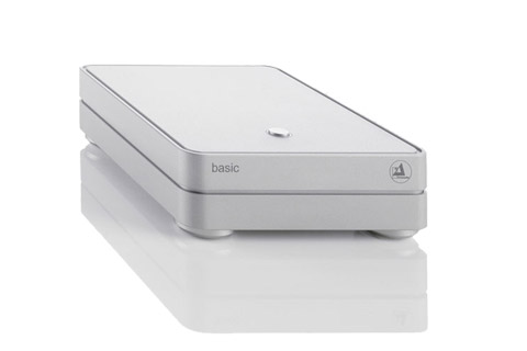 ClearAudio Basic V2 , silver