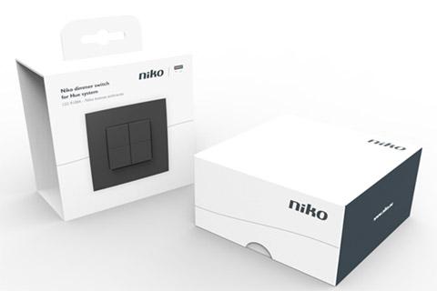 Niko Intense LK kontakt til Philips Hue, indpakning