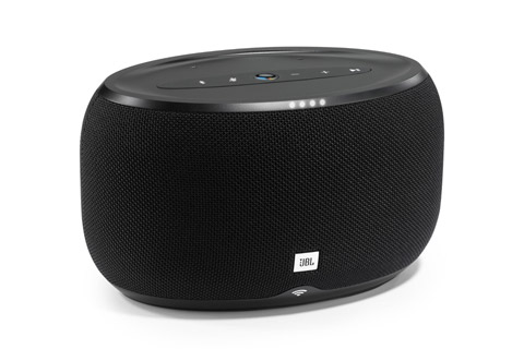 JBL LINK 300 smart speaker, black