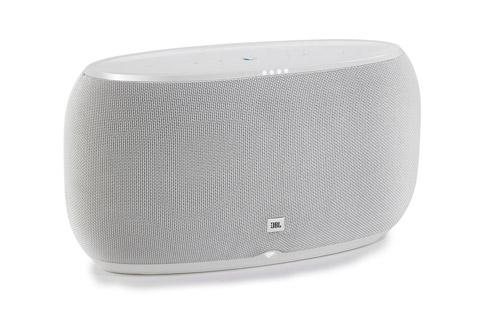 JBL Link 500 smart højtaler, hvid