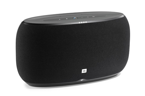 JBL LINK 500 smart højttaler, sort