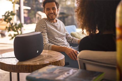 JBL Link 500 smart højtaler, lifestyle