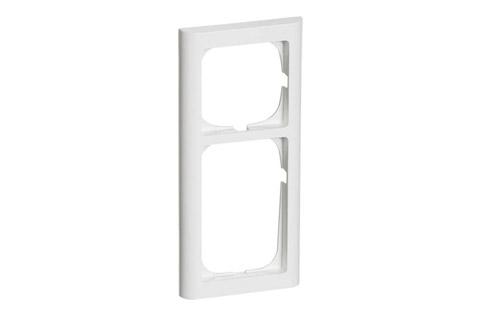LK FUGA Softline 63, 2.5 modul, hvid
