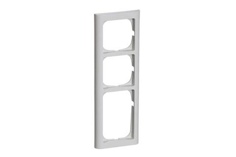 FUGA Softline ramme 3.5  modul, grå