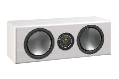 Monitor Audio Bronze Center, hvid