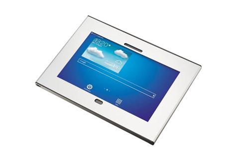 Vogels PTS 1217 sikkerhedskabinet til Samsung Galaxy Tab S 10.5
