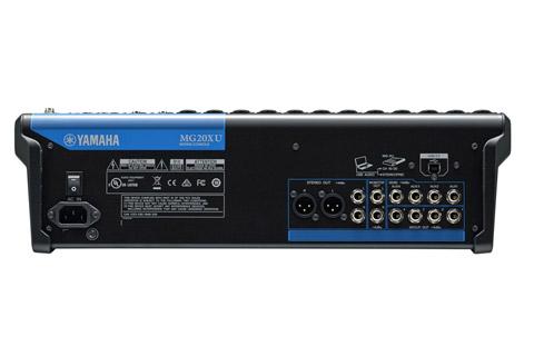 Yamaha MG20XU 20 kanals mixer