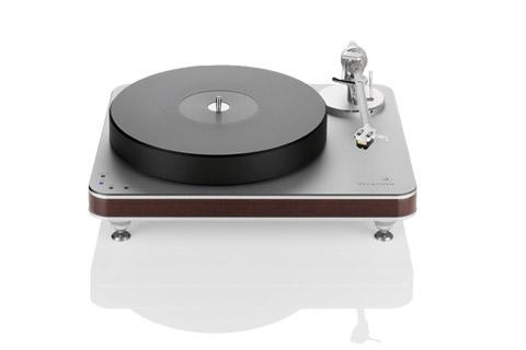ClearAudio Ovation pladespiller, sølv