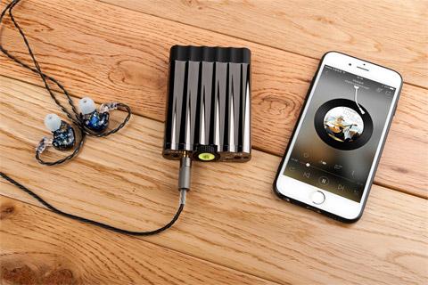 ifi Audio xCAN hovedtelefonsforstærker