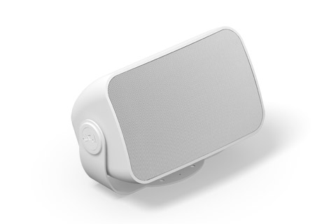 SONOS Outdoor speaker by Sonance, white,  1 pair