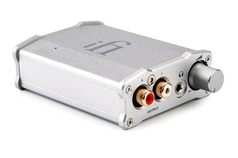 ifi Audio nano iDSD LE DAC og hovedtelefonsforstærker