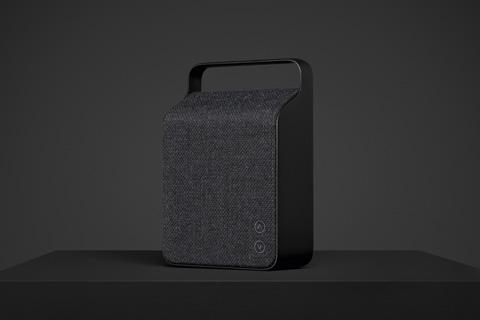 Vifa Oslo bluetooth højttaler, slate black