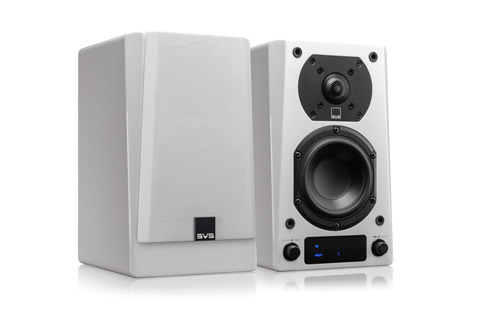 SVS Prime Wireless speaker system, white