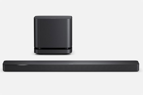 Bose Soundbar 500 3.1 system, sort