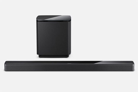 Bose Soundbar 700 3.1 system, sort