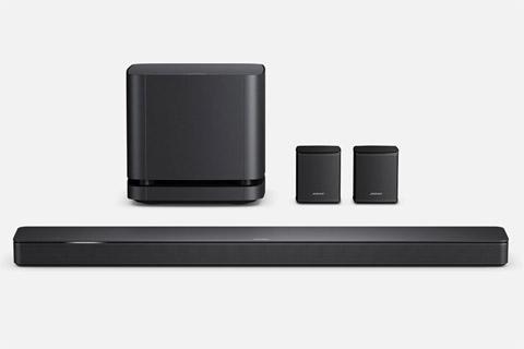 Bose Soundbar 500 5.1 system