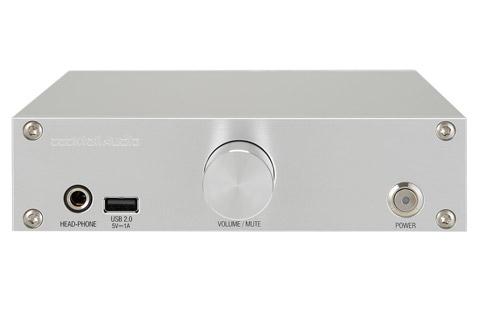 Cocktail Audio N-15D USB DAC og streamer, sølv