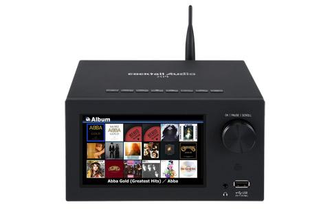 Cocktail Audio X-14 alt i en streamer