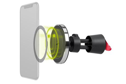 QI magnet smartphone beslag til bilen