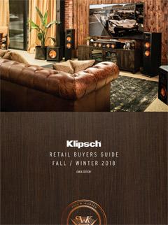 Klipsch produkt katalog 2017