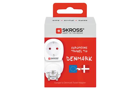 Skross Europa til Danmark
