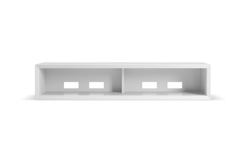 Clic 120S grundmøbel, hvid