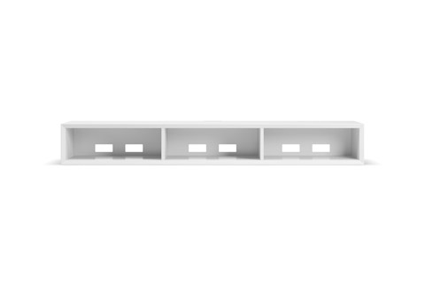 Clic 131 grundmøbel, hvid