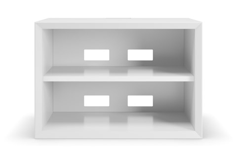 Clic 211 grundmøbel, hvid