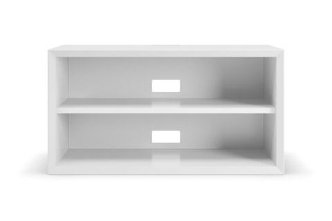 Clic 210 Large grundmøbel, hvid
