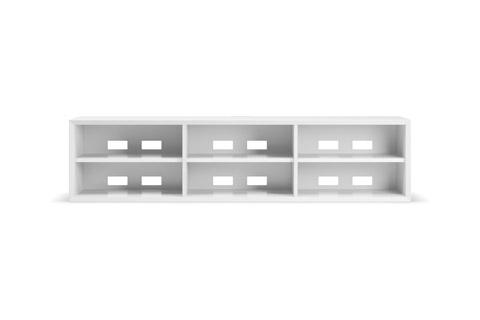 Clic 232 grundmøbel, hvid